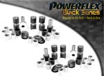 TVR Tamora Powerflex Black Rear Wishbone Bushes PF79-102RBLK